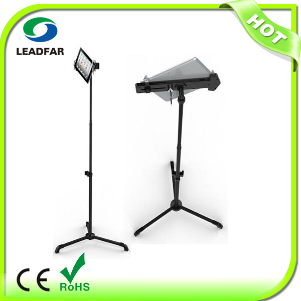 FS01 clip stand for ipad with USB and LED lamp