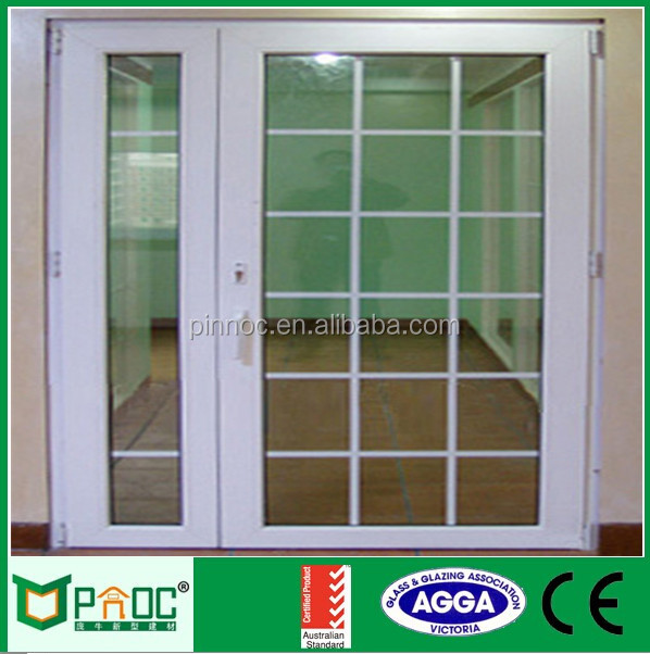 Aluminum Alloy Frame Casement Window And Door With Grill