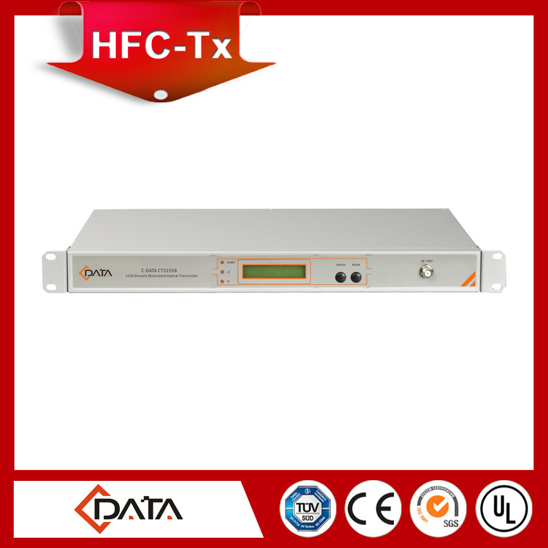 Telecomunication equipments 1550nm Optical Transmitter