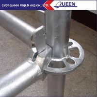 Multi-Purpose Scaffolding Layher Scaffolding Galvanized Ringlock Scaffolding For Construction