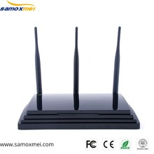 DualBand AC1200 wireless Router with 3 x External antennas