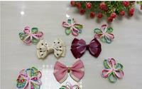 Ribbon bow pre-made bow/ribbon bow brooch buy wholesale direct from china