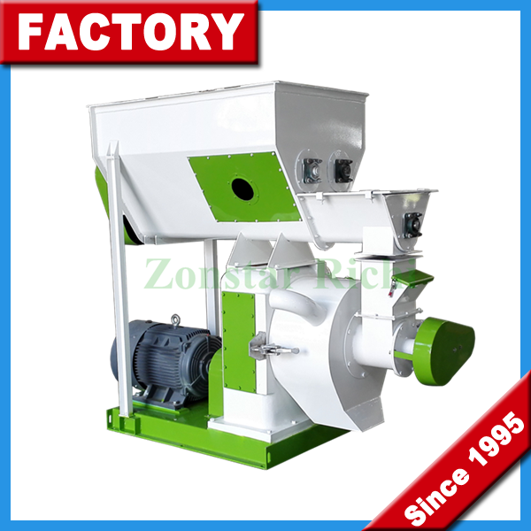 2018 High Quality Wood Pellet Briquettes Making Machine with Competitive Price