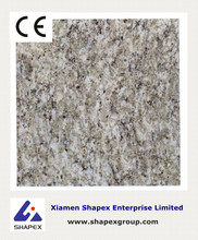 White imitation granite countertops model with customized