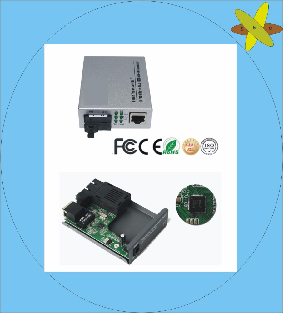 CATV Hot 1550nm USB to Composite Video Single mode Optical Fiber Media Converter high performance