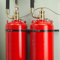 HFC-227ea fm 200 Fire fighting System Gas