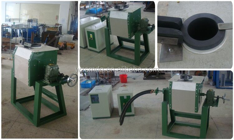 Manufacturer!small electric induction melting furnace for non-ferrous metal