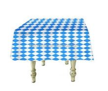 Oktoberfest Bavarian check table cover 54*108inches
