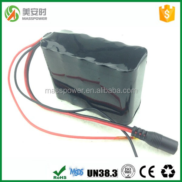 13Ah recharge battery 7.4v