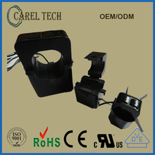 Single phase split core current transformer 5a output, split-core current transformer