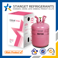 Air conditioner refrigerant R410A, 11.3KG/Bottle air refrigerant gas R410A