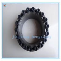 Flexible coupling rubber taper lock coupling sleeve bush