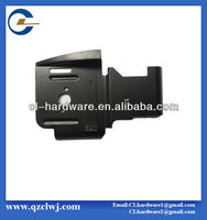 Chinese precision sheet metal stamping part with black power