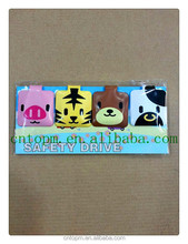 Promotional designer paper PVC fridge magnet clip/magnetic clip/customized clip magnet made of China
