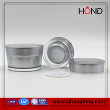 excellent hongding flat tapered jars good quality with popular market service beautiful cream luxury cosmetic jar