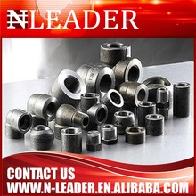 High Quality Cast Malleable Iron Pipe Fittings Threaded Fittings with BS Thread Standard