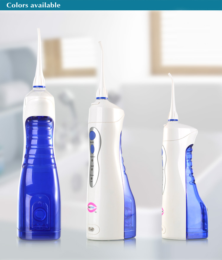 Oral irrigator electric power dental floss water flosser