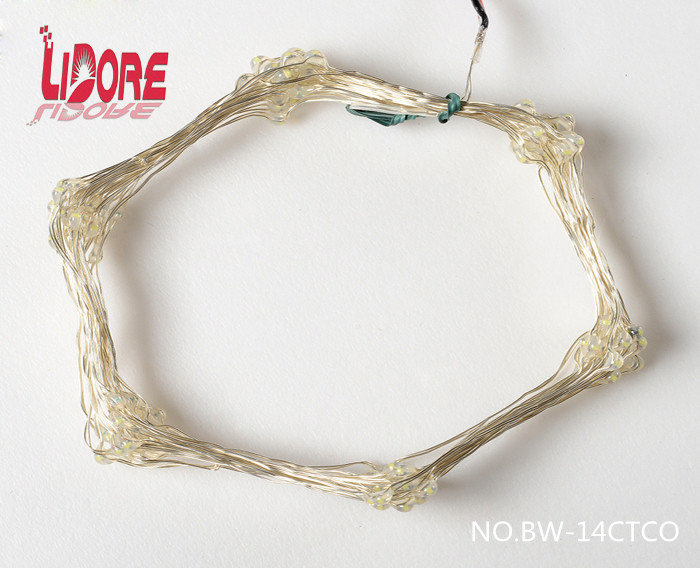 2015 LIDORE New Products LED Mini Christmas Light Copper Lights Chain