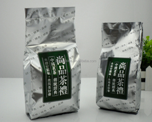 plastic food grade Custom aluminum foil empty tea bag