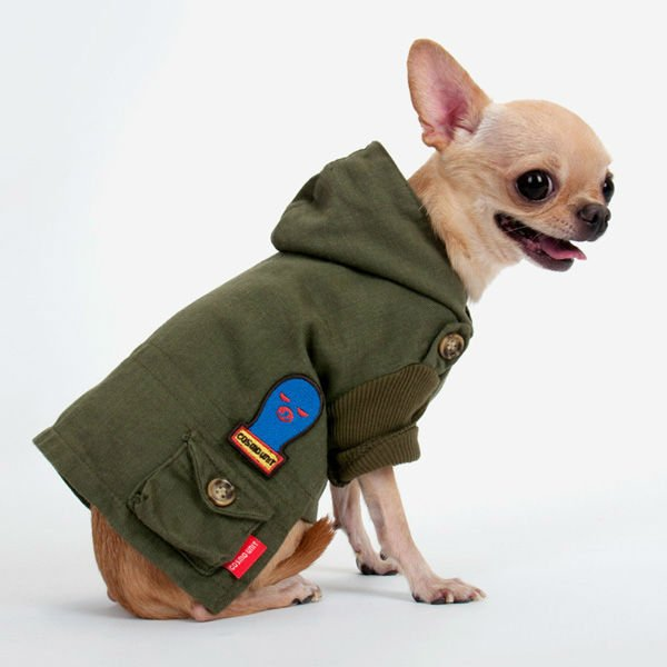 Military Jacket for dogs - Dog Clothing Pet Clothing Pet Clothes Dog jacket Outdoor