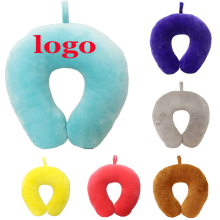 New Style Comfortable Travel Bean Neck Pillow
