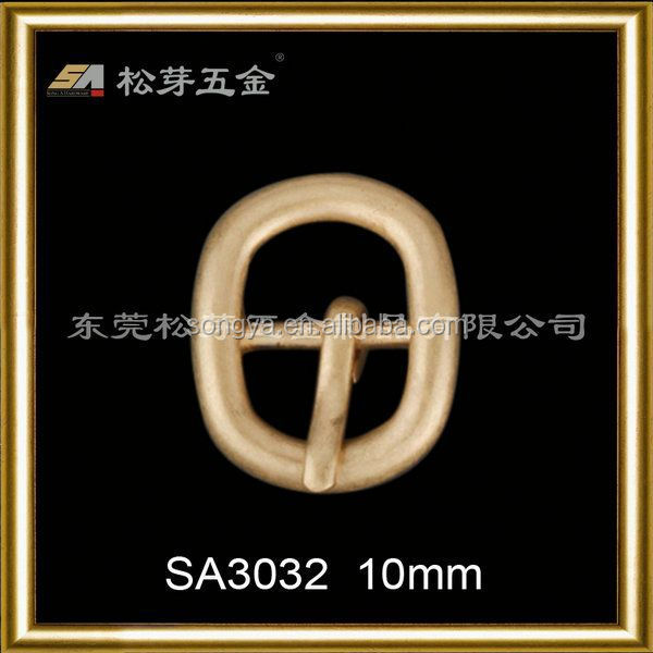 Dongguan supplier 40mm belt buckle,crazy belt buckles,plain belt buckles