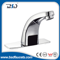 supply cold water brass automatic mixer faucets