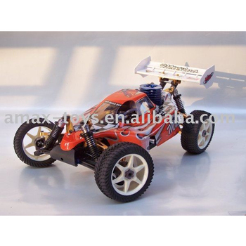 250-81 1:8 NITRO POWERED CAR