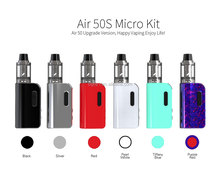 2017 South Korea Hotsale Electronic cigarettes starter kit SMOKJOY Air 50S Micro Kit wholesale price