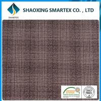 SM-20147 Yarn dyed check design tr suit fabric
