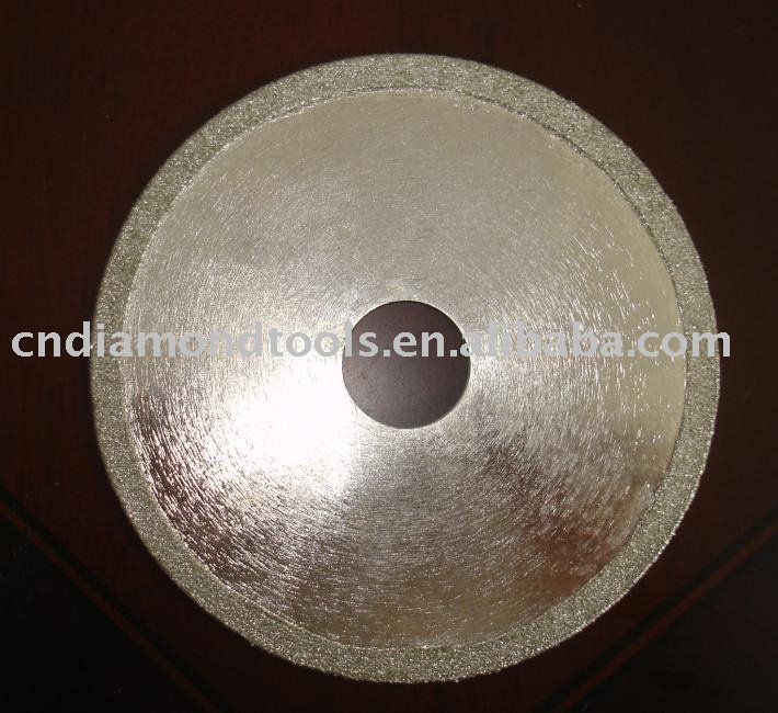 Continuous Rim Diamond Cutting And Grinding Disc
