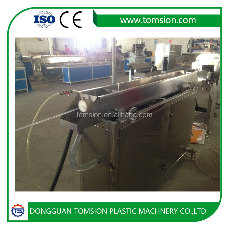 medical silicon tube extruder machine medical silicon pipe making extruison line