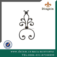 ornamental garden fence iron railings used gate accessories