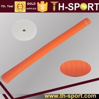 TPE bright orange colored golf iron grip
