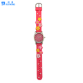 Fashion promotional pink kids watches