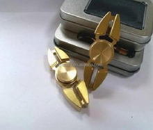 Hot Sel Unique Design Anti Stress Metal Fidget Hand Spinner