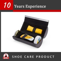 High class shoe care kit gift set