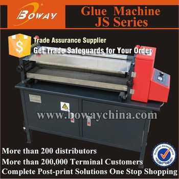 Cartons/ /Printed Boxes/Corrugated Fiber Papers Gluing Machine