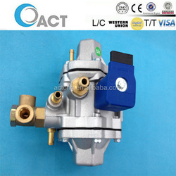 auto gas conversion parts reducer / AT12-type cng reducer /auto cng lpg gas