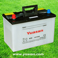 Yuasan Top Quality Warranty 12V Lead Acid Dry Charged Car Battery-65D31R-70AH