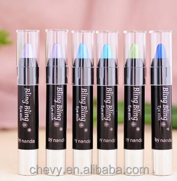 2016 New Women Makeup Eye Shadow Pen ,Waterproof And High Quality Eye Shadow