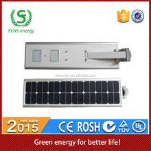 20w New high quality all in one solar light, solar street light, solar led street light