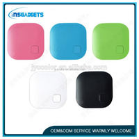 TSJ0017 small lovely wireless key finder 2015 hot smart tag bluetooth tracker child bag wallet key finder gps locator alarm