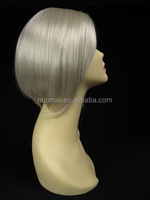 S1023 hot selling fashion design short bob wigs synthetic hair wigs party wigs