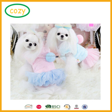 2017 China Manufactour Fashionable High Quality Factory Price Wholesale Plain Pet Dog Clothes
