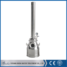 mini milk can, stainless steel milk can boiler, milk cooling tank
