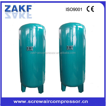 ZAKF 600L Pressure tank and pressure vessel for screw air compressor