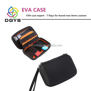 Custom EVA hard shield protective carrying case For nintendo switch
