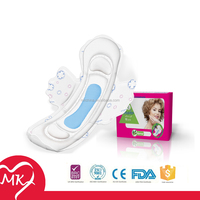 Regular/Super/Overnight/Maxi Anion free samples cotton lady sanitary napkin sanitary pads for women sanitary pad manufacturers