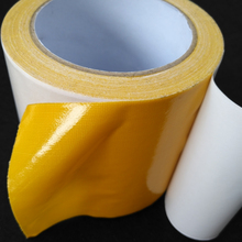 High Viscosity Self Adhesive Fabric Tape For Carpet Seaming/Fixing